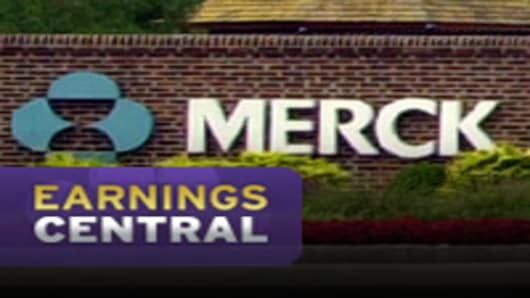 Merck Earnings