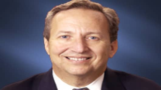 Treasury Secretary Nominee Lawrence Summers