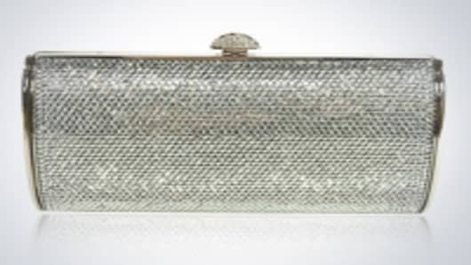 Leiber 'Glisten' Evening Handbag
