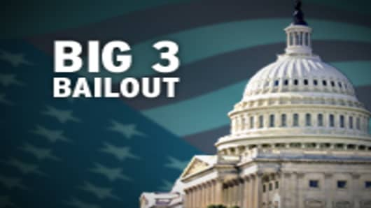 Big 3 Bailout