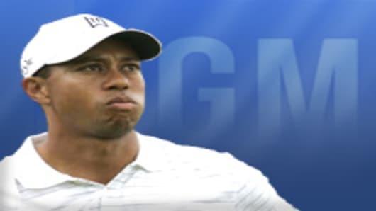 Tiger Woods & GM