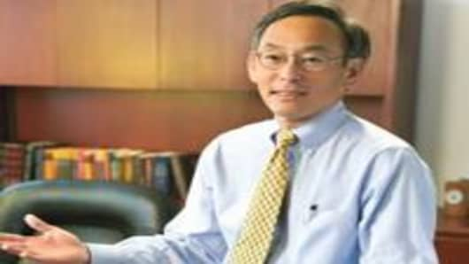Department of Energy Secretary Steven Chu