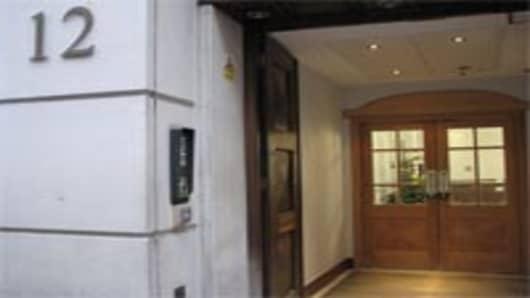 Madoff Securities International London Headquarters