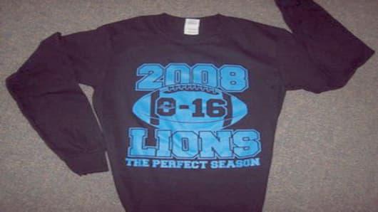 Detroit Lions Shirt