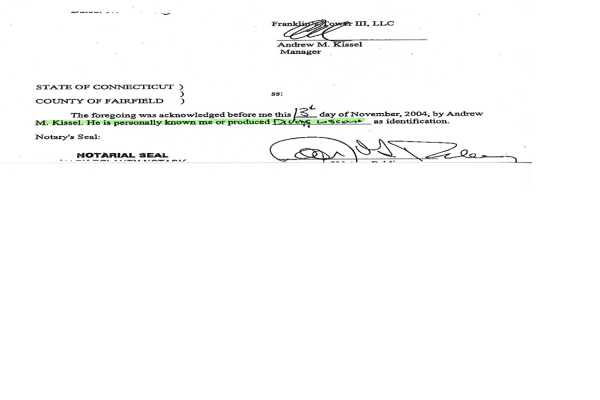 These phony documents helped Andrew Kissel secure millions of dollars in fraudulent mortgages. (Page 1 of 2)
