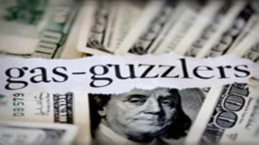 Gas-guzzlers
