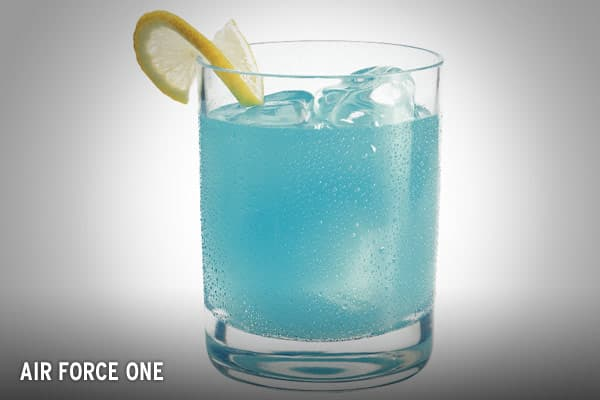 """Albert, who works as the master mixologist at Southern Wine and Spirits of Illinois, also created the Air Force One cocktail, which also will be served at the Hawaii Society's ball.""""It is really simple to make. All you need is a glass and some ice,"""" said Albert, who wanted to create a drink that paired well with food and would be easy to make at home. It begins with Hpnotiq, which is a blend of triple-distilled vodka, tropical fruit juices and cognac.The recipe follows:2 ounce Hpnotiq1 ounce cit"""
