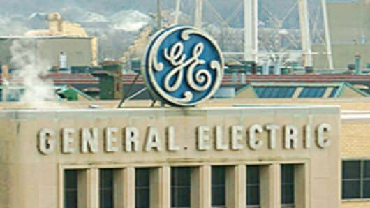 General Electric building in Ohio