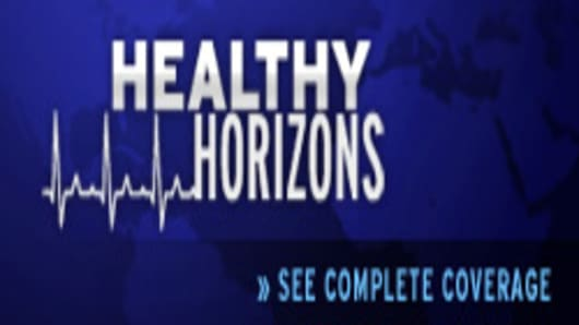 Healthy Horizons -- A Special Report