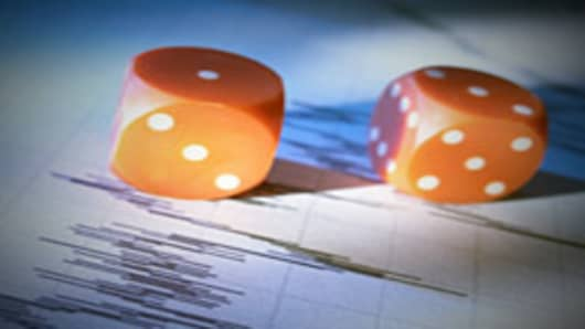 Stock Chart and Dice