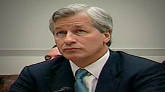 Jamie Dimon testifying before House Financial Services Committee