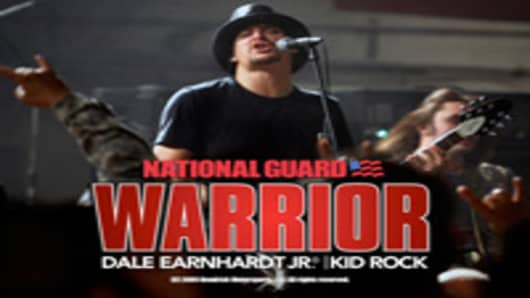 Kid Rock for the National Guard