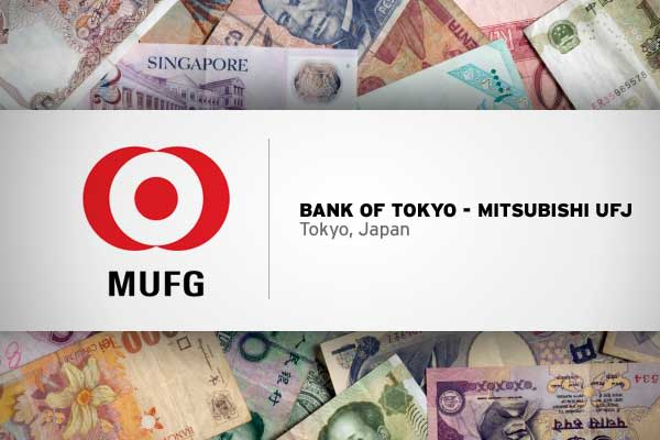 Bank of Tokyo-Mitsubishi UFJ (#48 Worldwide)Size of Banking Industry: 191,495 billion (JPY)Key interest rate: 0.1%Number of commercial banks: 77 The Bank of Tokyo-Mitsubishi UFJ enters into the rankings as the 48th safest bank in the world, and safest in Japan, according to Global Finance. With 786 branches in Japan and 75 branches overseas, this bank has a market capitalization of 5,247 billion JPY.