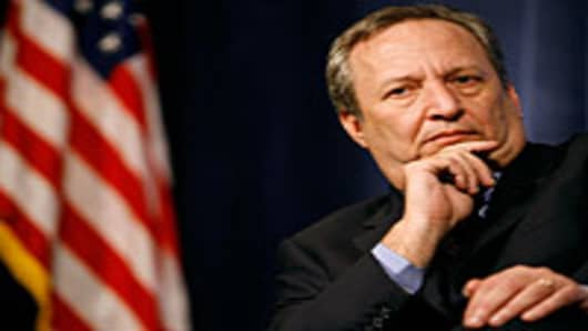 Lawrence Summers, Director of President Barack Obama's National Economic Council