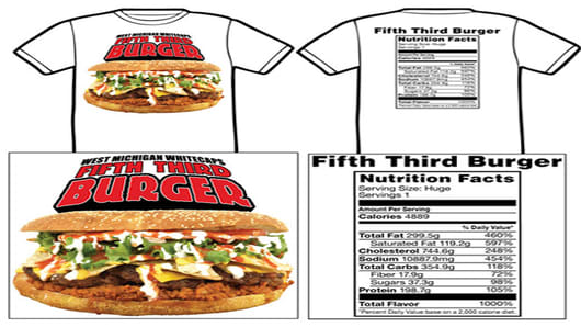 Fifth Third Burger