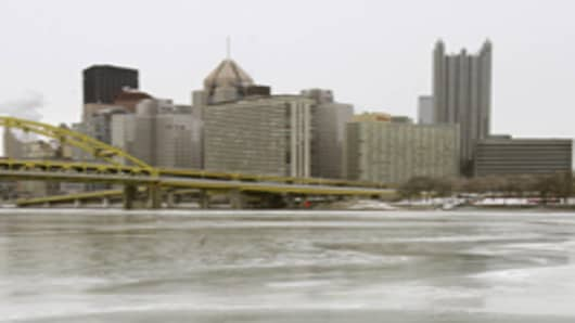 Pittsburgh, PA Skyline