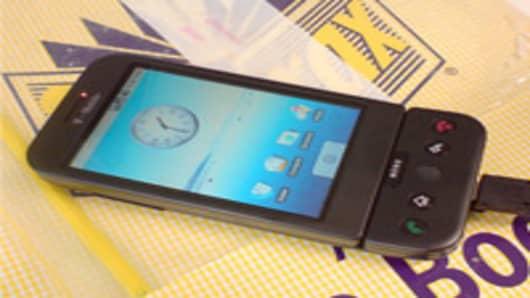 Google G1 Phone