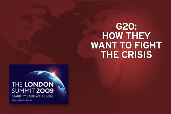 "The G20 meets in London on Thursday but judging by the statements of various leaders ahead of the meeting, the rifts among members appear too deep to be bridged by a one-day session in the UK capital.From accusations that the crisis was sparked by ""white men with blue eyes"" to reproaches for not spending more to fend off the crisis, it looks like the talks will be marred by discord.Developed countries differ in how they think their economies can be revived, while developing countries want an inc"