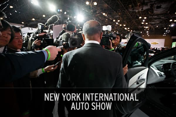 The times they are a changing. Sounds more like a much-needed slogan for any one of the ailing Big 3 than a throwback anthem from an era when they were infallible giants. The New York Auto show opens its doors to the public this holiday weekend to an ever more economy conscious public.Click ahead to see what they have to offer.