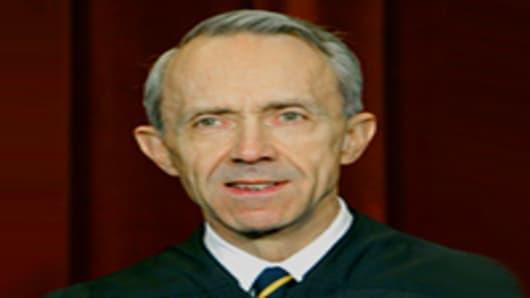 David Souter, US Supreme Court Justice
