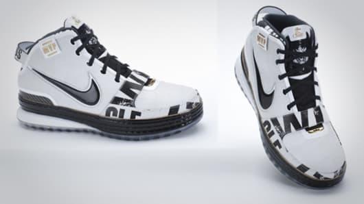 LeBron MVP shoe