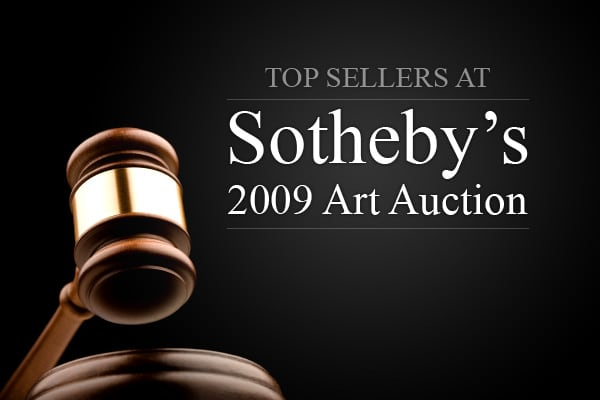 Like the rest of the global economy, the art world has experienced its share of turmoil, prompting it to change the way it does business. Could a turnaround in the high-end art market signal a comeback for the economy at large?Tuesday's auction of impressionist and modern art conducted by Sotheby's sent mixed signals. More than 80 percent of the high-ticket items sold — the highest level in two years — pulling in $61,370,500. Some pieces sold for twice their estimated value. But the top two piec