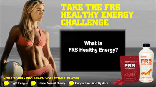 FRS advertisement