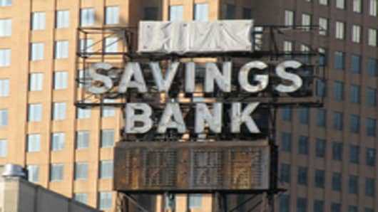 Closed savings bank