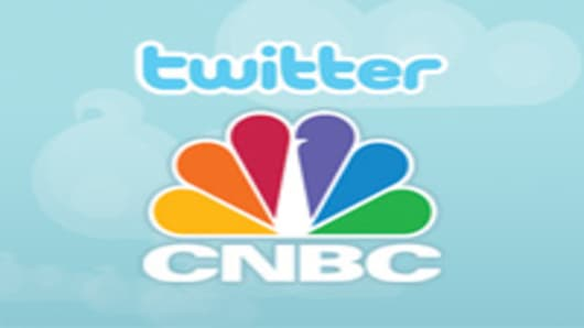 Twitter and CNBC