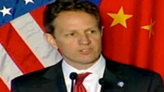 Tim Geithner in China