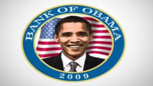 Bank of Obama