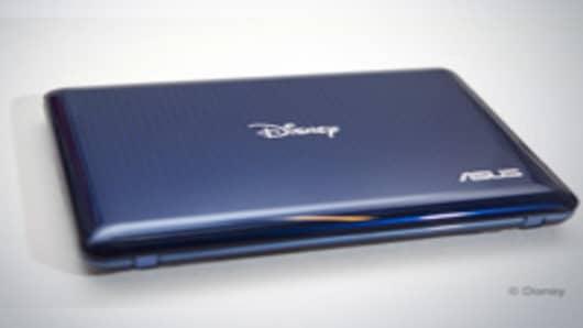 Disney's new Netpal netbook