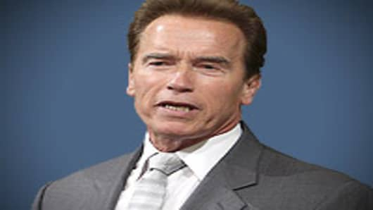 Arnold Schwarzenegger California Governor