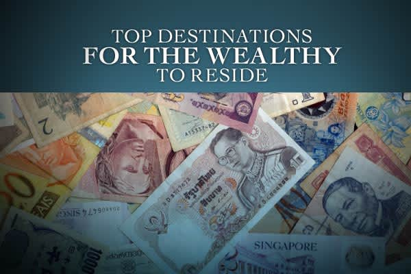 "If you had unlimited wealth, where would you live? That's the question that the Scorpio Partnership seeks to answer in its ""Mobile Wealthy Residency Index."" Looking at everything from economic stability, relative safety and tax rates to education for children and sophistication of culture, the study has identified the destinations which are the most attractive locations to live and work. The study suggests that the destinations that score highly gives insight onto where the mobile wealthy will m"