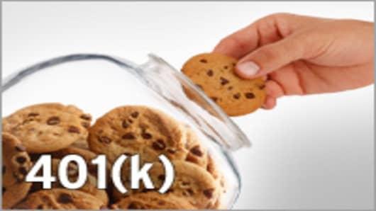 401k cookie jar