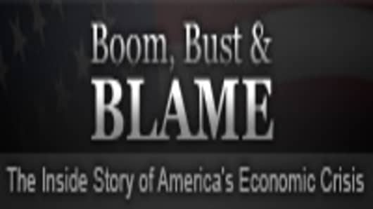 Boom, Bust and Blame - The Inside Story of the Economic Crisis