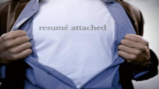 Resume Shirts
