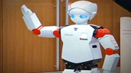 Robot in Japan