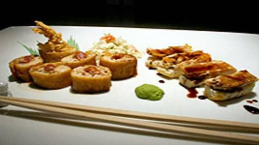 Popeye's Sushi