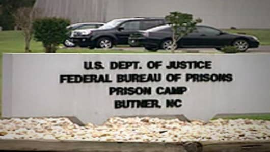Federal Bureau of Prison Butner, NC