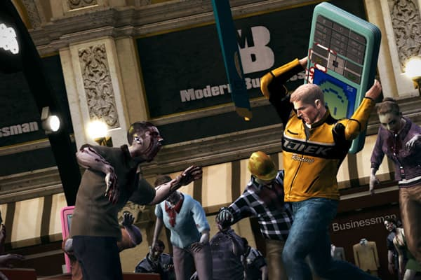 """Zombies continue to be popular fodder in the gaming space. """"Dead Rising 2"""" will be a lot like the series' first installment. Fight off wave after wave of zombies with any tools you can get your hand on. This time around, those tools will include slot machines and propane tanks, though don't be surprised if the lawnmower (a popular zombie killing tool from the original game) reappears. Capcom claims that you may have as many as 7,000 zombies on screen with you at one time, so there won't be a lot"""