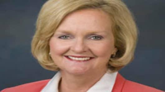 Senator Claire McCaskill of Missouri