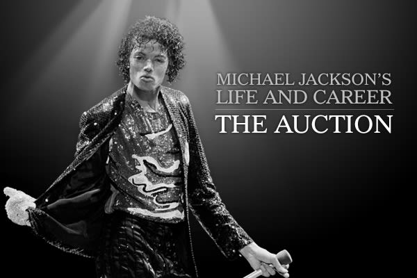 After the untimely passing of Michael Jackson, public interest in the King of Pop's life, legacy and music were reignited to levels not seen in decades. Prior to his death and to much fanfare, Jackson had planned both a series of concerts and even , reportedly in order to ., the auction house which planned to conduct the original auction of Jackson's personal assets – a sale which was eventually cancelled due to Jackson's personal wishes – has put together a new auction of unique Jackson memorab