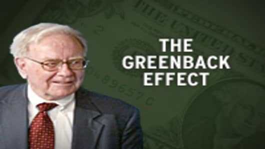 Warren Buffett: The Greenback Effect