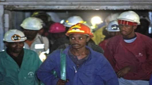 African Miners