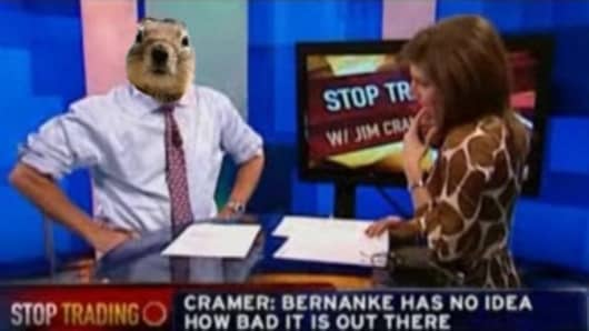 Crasher Squirrel with Erin Burnett