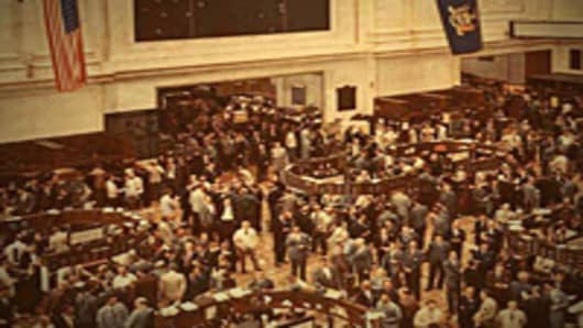 NYSE Clerks 1957