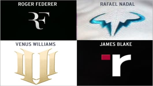 Player logo's
