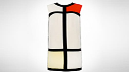Mondrian day dress