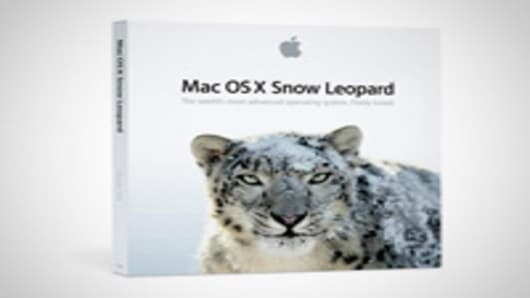 Apple Snow Leopard OSX
